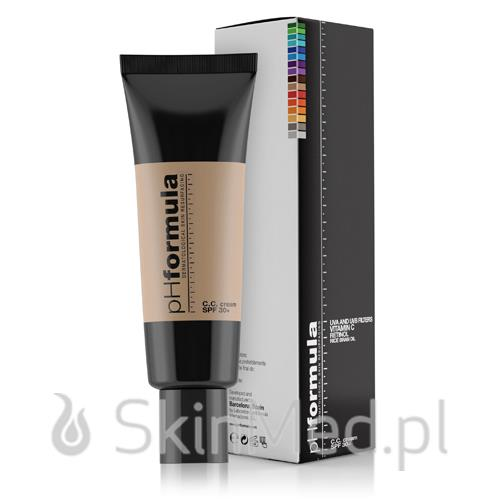 pHformula CC cream SPF 30+ medium 50 ml