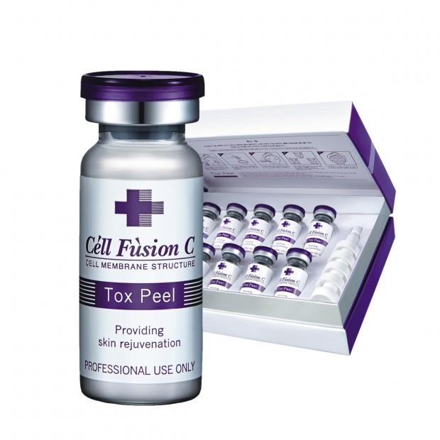 Cell Fusion Tox Peel 10 x10 ml
