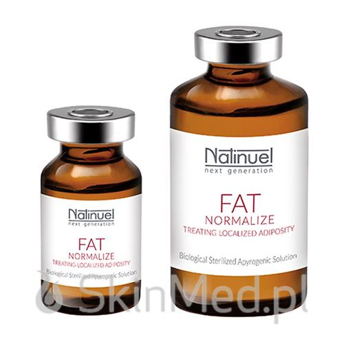 NATINUEL Fat Normalize 3 x 18 ml + 3 x 2 ml
