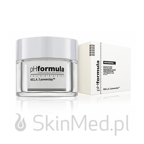 pHformula MELA 3 powerclay 50 ml