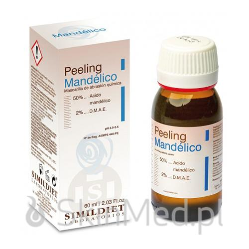 SIMILDIET Peeling Mandelico 60 ml