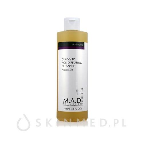 M.A.D Glycolic Age Diffusing Cleanser 480 ml