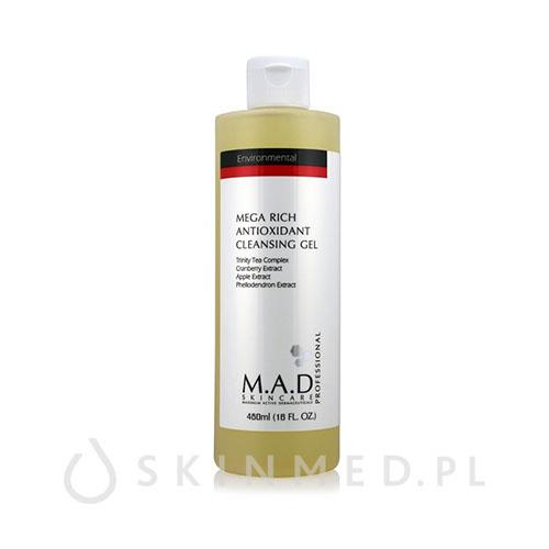 M.A.D Mega Rich Antioxidant Cleansing Gel 480 ml
