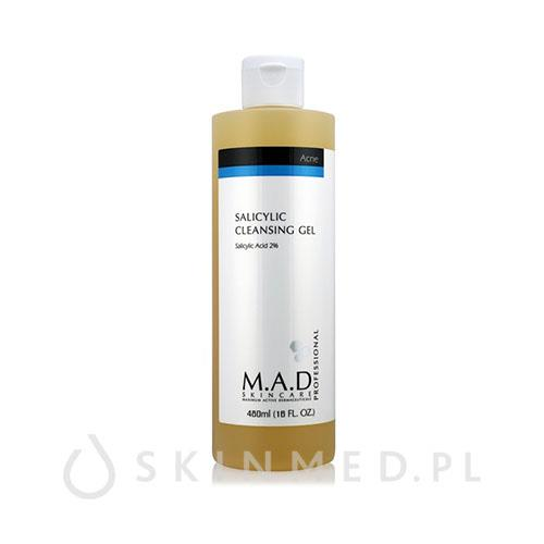 M.A.D Saliclic Cleansing Gel 480 ml