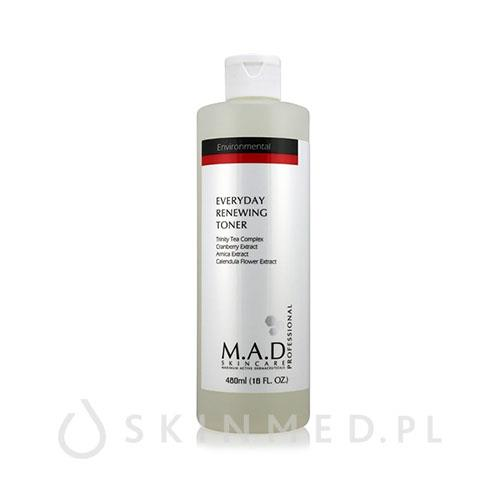 M.A.D Everyday Renewing Toner 480 ml