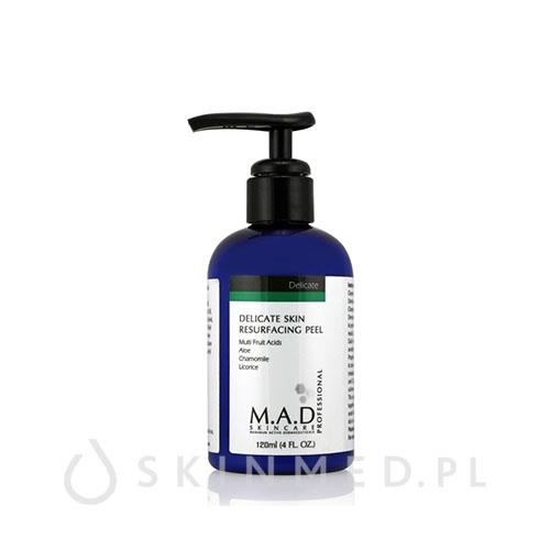 M.A.D Basic Delicate Skin Resurfacing Peel 120 ml