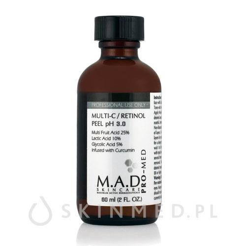 M.A.D Advanced Multi C Retinol Peel 60 ml