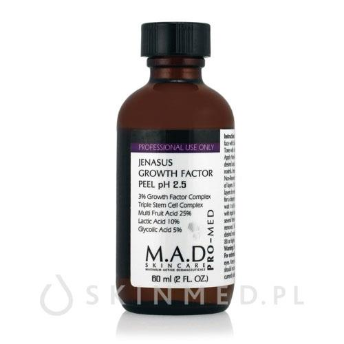 M.A.D Advanced Jenasus Growth Factor Peel 60 ml