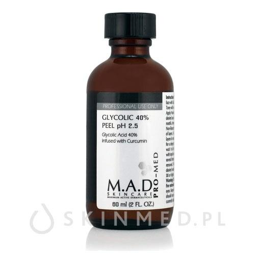 M.A.D Advanced Glycolic Acid 40% 60 ml