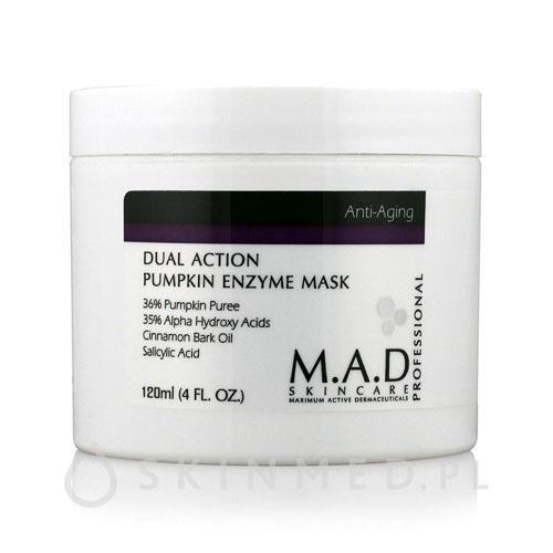 M.A.D Dual Action Pumpkin Enzyme Mask 120 ml