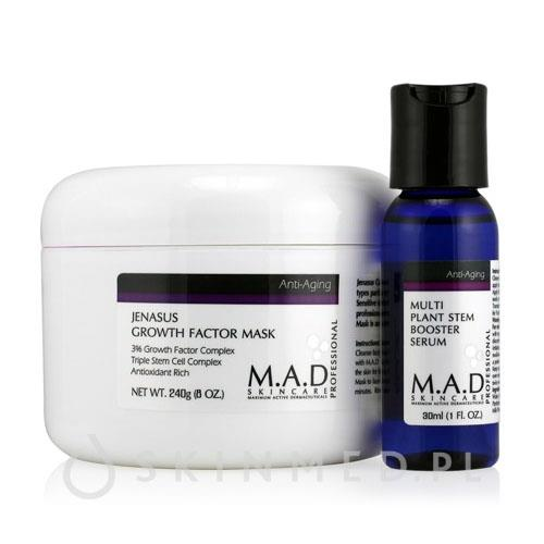 M.A.D Jenasus Growth Factor Mask+Booster 240 ml