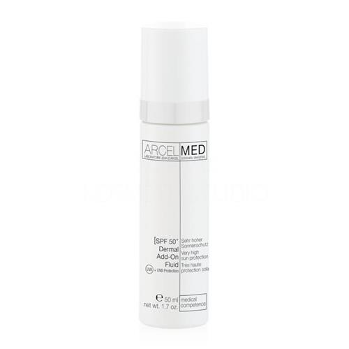 ArcelMed – SPF 50 Dermal Add-On Fluid