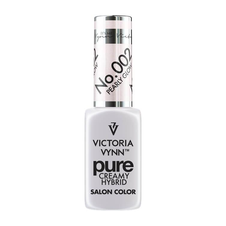 VICTORIA VYNN  PURE NO.002 Pearly Glow 8ml