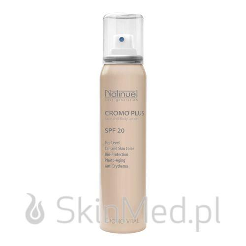 NATINUEL Cromo Plus SPF 20 spray ochronny 100 ml