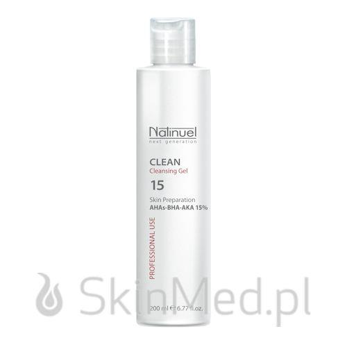 NATINUEL CLEAN 15 200 ml