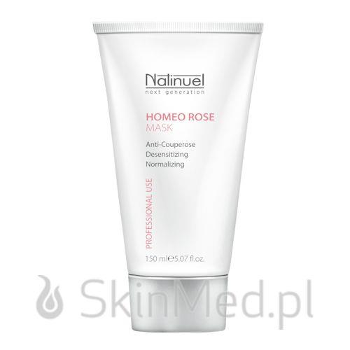 NATINUEL Homeo Rose maska 150 ml