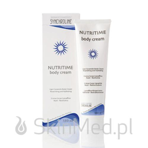 NUTRITIME Body Cream nawilżający 150 ml